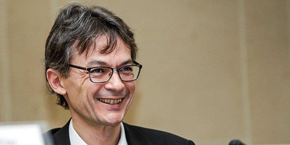 Luc Pabœuf, président du Ceser Aquitaine