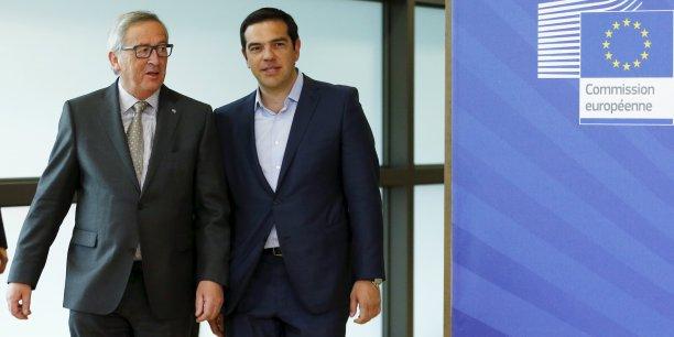 Ne vous inquiétez pas, nous avons déjà payé 7,5 milliards d'euros donc nous continuerons, a déclaré Alexis Tsipras à propos des remboursements dus prochainement par la Grèce.