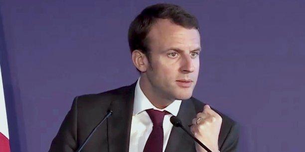 Aujourd'hui il n'y a pas de lien entre cette opération (Areva-EDF) et les tarifs de l'électricité, a déclaré Emmanuel Macron sur France Info.