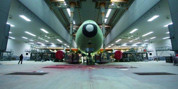 La branche aéronautique a enregistré à elle seule +14% de croissance en 2016.