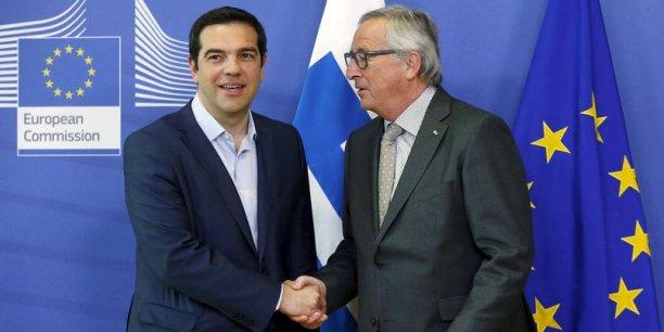 Tsipras-Juncker : qui va craquer le premier ?