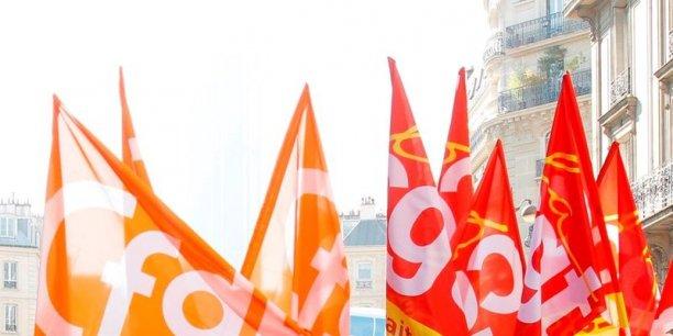 2.900.000 salariés et retraités adhérrent à l'un des huits principaux syndicats français