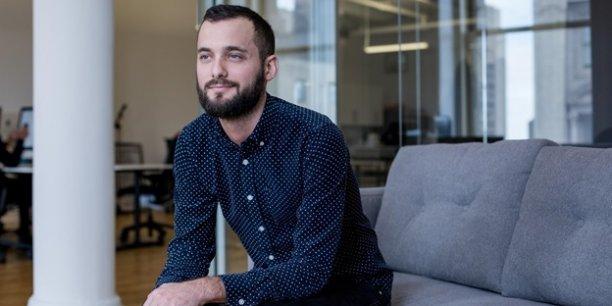 Pierre Valade est l'illustration de ce rêve américain pour jeunes entrepreneurs français.