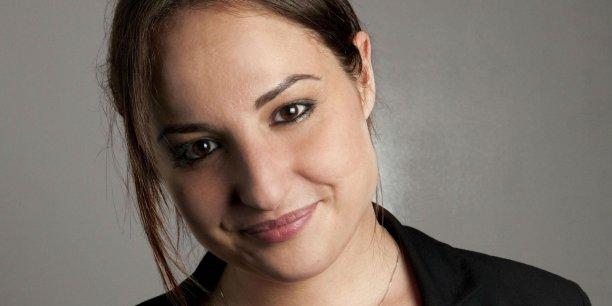 Sophie Guichard, présidente de la délégation du Club des exportateurs en Midi-Pyrénées