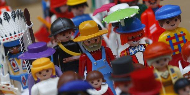 Depuis leur création en 1974, 2,7 milliards de figurines Playmobil ont été vendues à travers le monde.