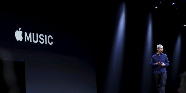 Apple lancera le 30 juin son service d'écoute musicale.