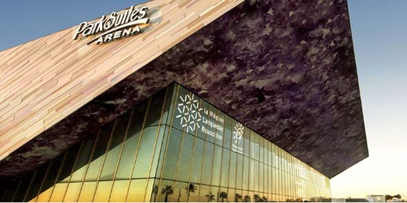 Le contrat de naming liait Montpellier Events et Park&Suites depuis 2011.