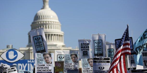 Suite au vote du USA Freedom ACT le 2 juin par le Sénat, les autorités américaines ne pourront accéder qu'au cas par cas aux données de leurs citoyens, et non plus de manière automatique et généralisée.