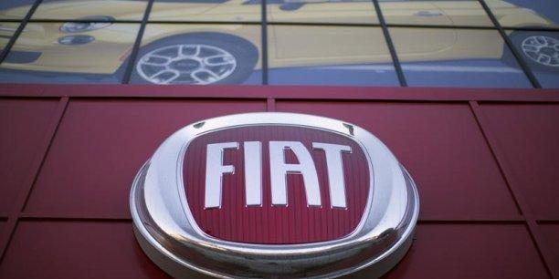 Fiat Finance and Trade n'a payé des impôts que sur une faible part de son capital comptable réel et à un très faible niveau de rémunération, estime la Commission européenne.