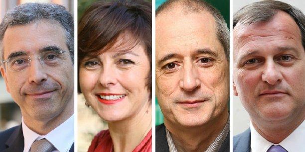 Quels départements vont choisir Dominique Reynié, Carole Delga, Gérard Onesta et Louis Aliot ?