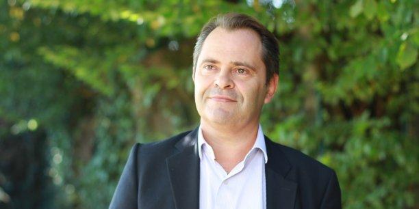 Loïc Poirier, le chef de file d'Archos, mise notamment sur l'international et les pays émergents pour poursuivre sa croissance.