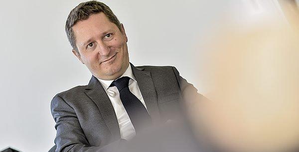 Guillaume Deglise quittera la direction générale du groupe Vinexpo dans quelques semaines