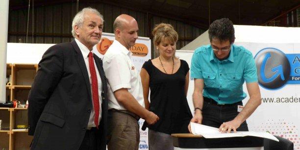 Le partenariat a été officialisé ce jeudi 11 juin.