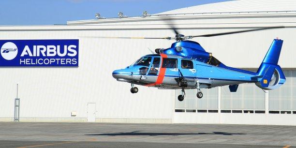 La version sud-coréenne du LCH sera développée à partir du Dauphin H155
