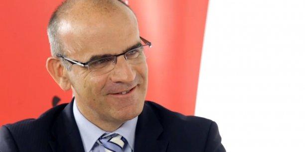 Frédéric Michelland, président du directoire de Latécoère