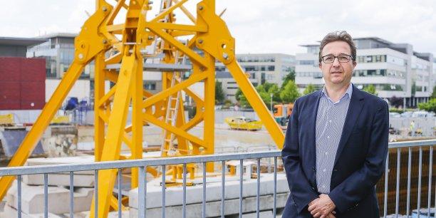 Frédéric Martel, directeur général de Fayat Immobilier