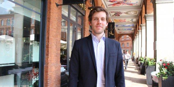 Damien Lempereur se lance dans sa première campagne électorale