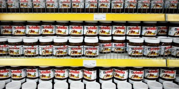 Intermarché a proposé des pots de Nutella à 1,40 euros au lieu de 4,50 euros, la semaine dernière.