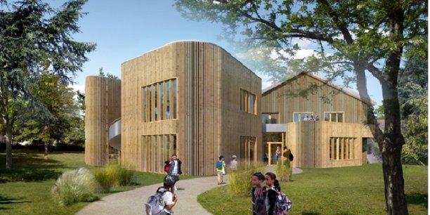 Les nouveaux bâtiments devraient être construits pour la rentrée 2017