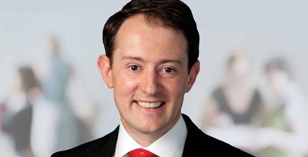 Sean Sherlock, ministre irlandais du Commerce extérieur