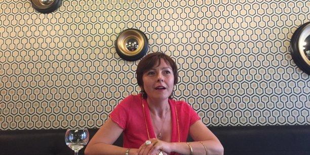 Carole Delga a démissioné hier du gouvernement. Elle était ce jeudi à Toulouse pour une conférence de presse