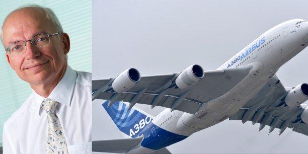 Didier Evrard, directeur des programmes d'Airbus