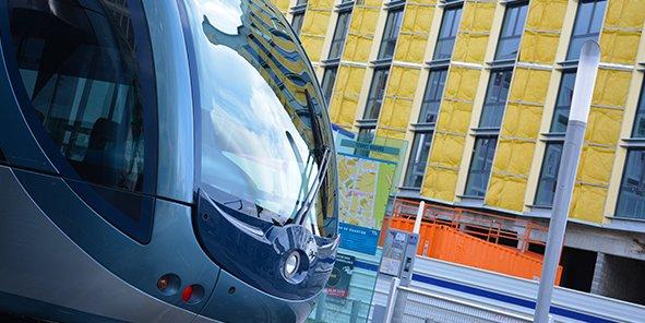 La circulation des tramways reprend progressivement après la panne générale.