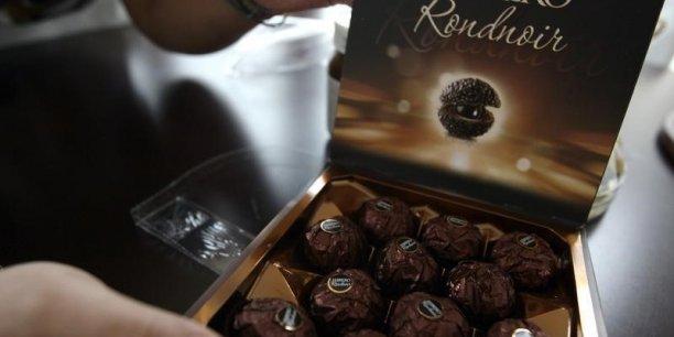 Outre le Nutella, Ferrero dispose aussi de marques phares comme Kinder, les Ferrero Rochers ou encore les pastilles Tic Tac. La biscuiterie Delacre produit notamment les Cigarettes russes et les Sprits.
