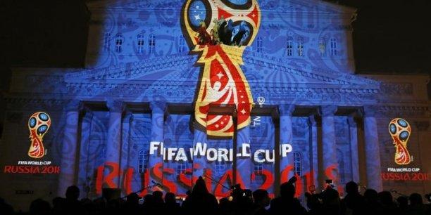 Initialement prévu à 2,8 milliards d'euros, le budget de la coupe du monde en Russie sera dépassé