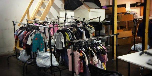 Depuis la création de Patatam en septembre 2013, 300.000 vêtements ont trouvé une nouvelle famille