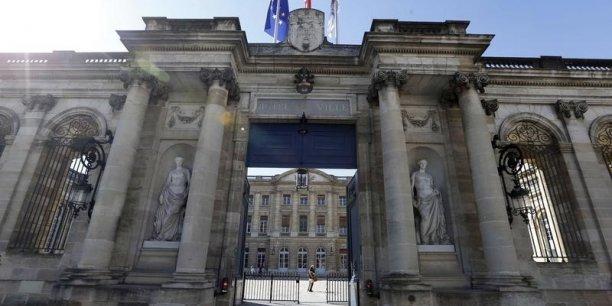 La mairie de Bordeaux, au centre de Bordeaux Métropole, n'est pas concernée par cette restructuration