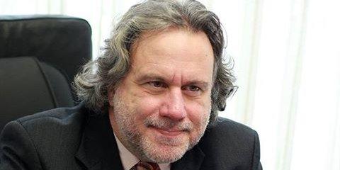 Georges Katrougalos, ministre grec de l'Intérieur et des Réformes administratives.