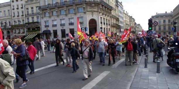 Les unions départementales CGT des Landes et Pyrénées-Atlantiques seront à Bordeaux