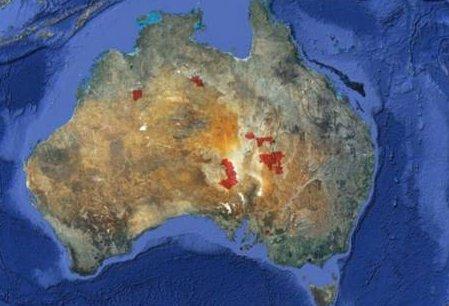 La plus grande propriété du monde, équivalente à la taille de la Bulgarie, s'apprête à être vendue en Australie.