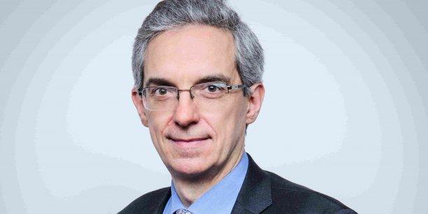 Alexandre Saubot: «L'industrie française a besoin de rattraper une période de sous-investissement».