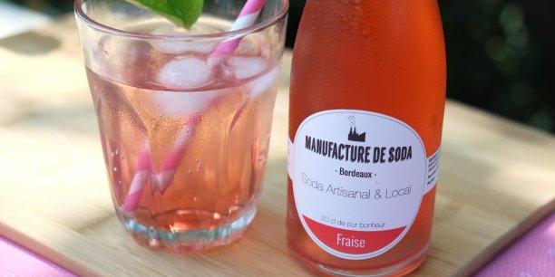 Pomme ou fraise... Les amateurs de soda peuvent désormais hésiter