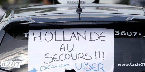 Le mouvement des chauffeurs de taxi contre les véhicules clandestins qui utilisent UberPop pour des activités payantes de transport de passagers a été marqué par plusieurs incidents violents, notamment à Paris.
