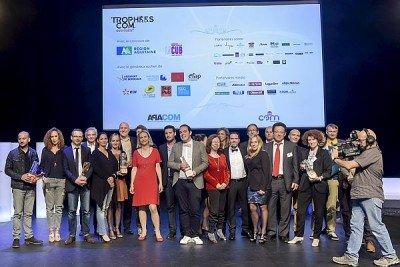 Les lauréats de l'édition 2015