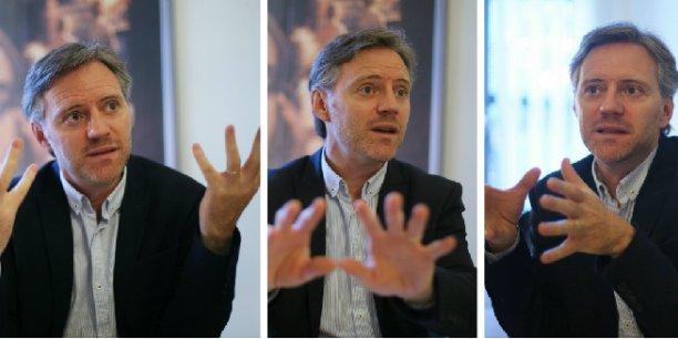 Franck Loiret, nouveau directeur délégué de la Cinémathèque de Toulouse