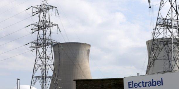 Le projet d'une introduction en Bourse d'Electrabel interviendrait alors qu'Engie mène des tests de sûreté sur deux de ses réacteurs nucléaires belges à l'arrêt.