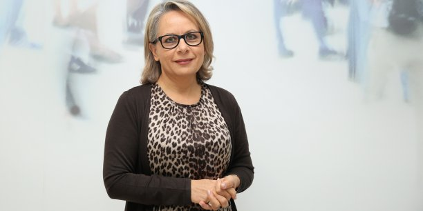 Véronique Dahan, directrice de la clinique des Cèdres