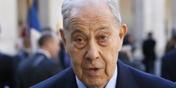 L\'ancien ministre de l\'Intérieur Charles Pasqua est décédé