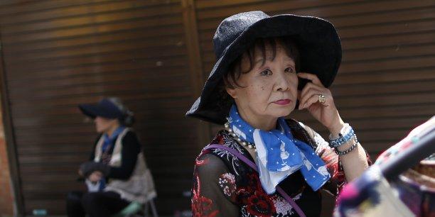 Dans les 10 prochaines années, la population de plus de 75 ans à Tokyo devrait augmenter de 1,75 million.