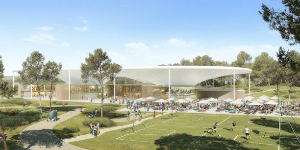 Pour Frédéric Chevalier, son concepteur, ce lieu participera au mouvement mondial de « l'accélération de la transformation du monde ».