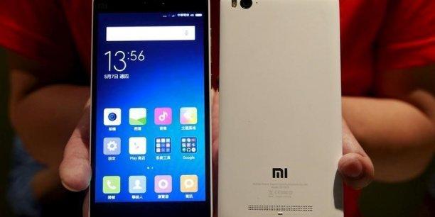 Xiaomi, dont les téléphones abordables et bien conçus offrent une alternative à l'iPhone d'Apple, a été valorisé l'an dernier 45 milliards de dollars.