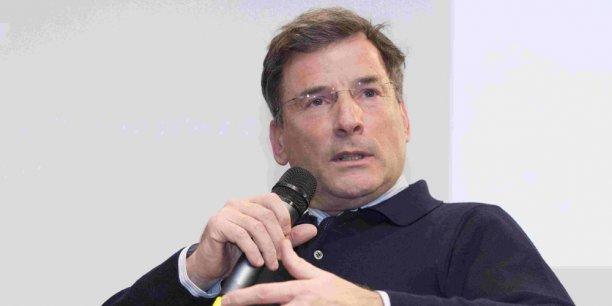 Jean-Emmanuel Ray, professeur à l'Ecole de droit de Paris I Sorbonne
