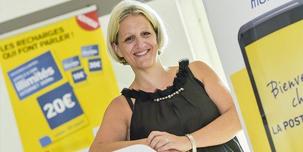 Agnès Grangé, déléguée régionale du Groupe La Poste en Aquitaine, est membre du comité stratégique de pilotage de French Tech Bordeaux, plus spécifiquement en charge des relations entre les grands groupes et les startups.