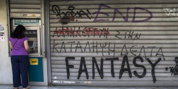 La bce maintient les liquidites pour les banques grecques [reuters.com]