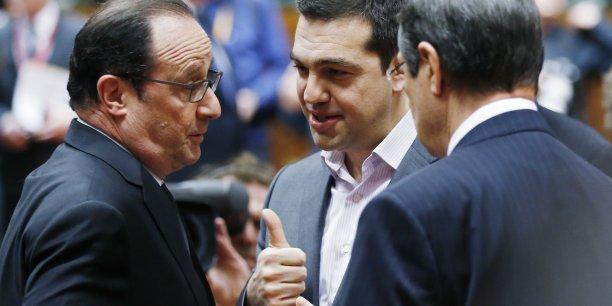 La France a enregistré un excédent commercial bilatéral avec la Grèce de 1,5 milliard d'euros en 2014