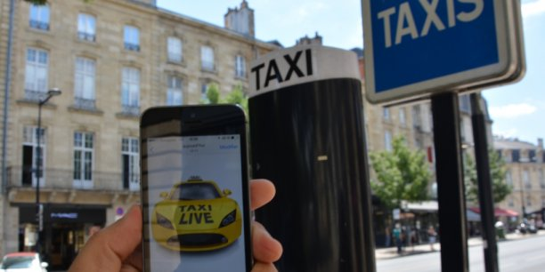 Taxi Live : quelque 300 chauffeurs et 700 clients une semaine après son lancement.